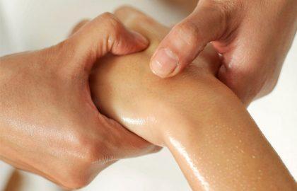 טיפול עצמי בכאבים, קולון 4 (CO4) נקודת הפלא של רפואה סינית / קרן לפלר