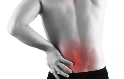 כאב גב תחתון / קרן לפלר