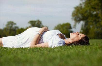 גוף האישה במהלך ההיריון וכיצד הרפואה הטבעית יכולה לסייע / קרן לפלר