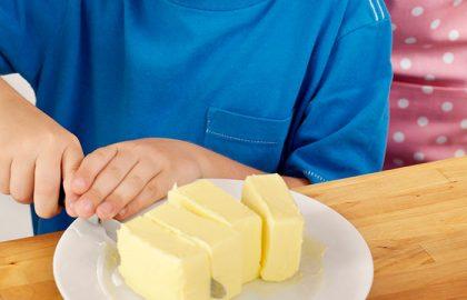 יש גם חמאה בריאה ! ושמה גהי Ghee / אלה ווהל תאומים