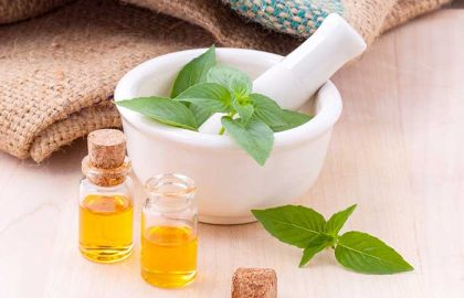 ארומתרפיה, תרפיית ריח ברפואה משלימה / קרן לפלר